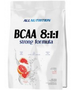 All Nutrition BCAA 8:1:1 Strong Formula (800 грамм)