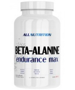 All Nutrition Beta-alanine Endurance Max (250 грамм, 62 порции)