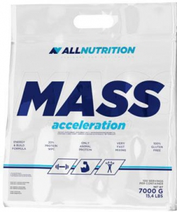 All Nutrition Mass Acceleration (7000 грамм, 100 порций)