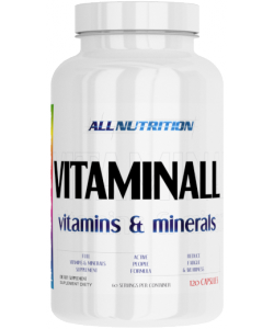 All Nutrition VitaminALL Vitamins & Minerals (120 капсул, 60 порций)