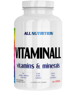 All Nutrition VitaminALL Vitamins & Minerals (60 капсул, 30 порций)