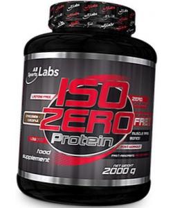 All Sports Iso Zero Protein (2000 грамм, 66 порций)