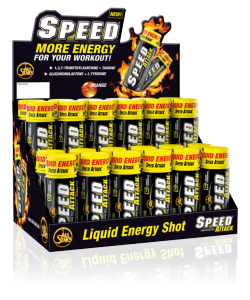 All Stars Speed Attack 24х60 ml (1440 мл, 24 порции)