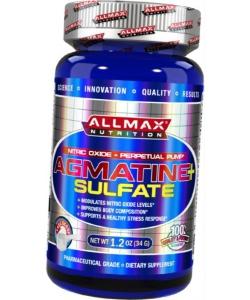 AllMax Agmatine Sulfate (34 грамм)