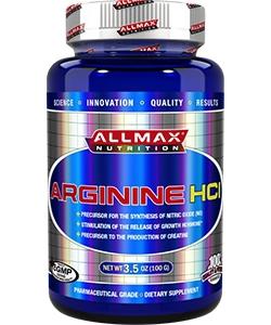 AllMax Arginine HCL (100 грамм)