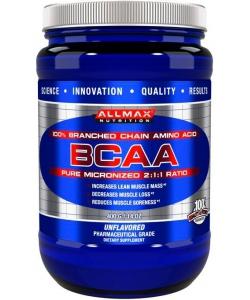 AllMax BCAA 2:1:1 (400 грамм, 80 порций)