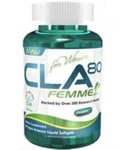 AllMax CLA 80 Femme (60 капсул)