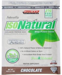 AllMax IsoNatural (30 грамм, 1 порция)