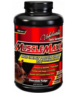 MuscleMaxx High-Energy Protein Shake (472 грамм, 8 порций)