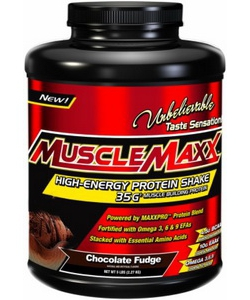 MuscleMaxx High-Energy Protein Shake (2270 грамм, 38 порций)