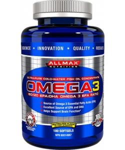 AllMax Omega 3 (180 капсул)