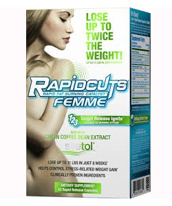 AllMax RapidCuts Femme (42 капсул)