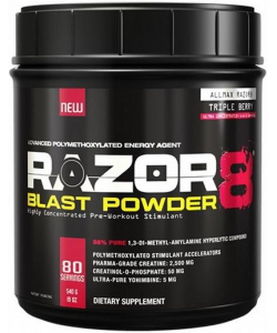AllMax Razor 8 Blast Powder (270 грамм)
