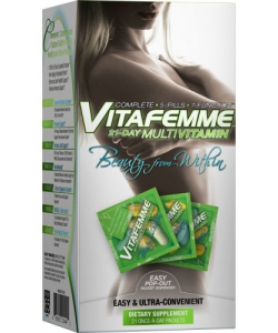 AllMax VitaFemme 21-Day Multivitamin (21 пак.)