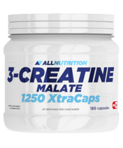 AllNutrition 3-Creatine Malate 1250 XtraCaps (180 капсул, 45 порций)