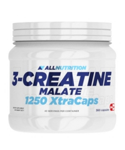 AllNutrition 3-Creatine Malate (360 капсул, 90 порций)