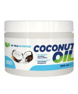 AllNutrition Coconut Oil (500 мл, 16 порций)