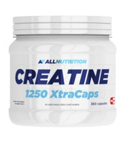 AllNutrition Creatine 1250 Xtra Caps (360 капсул, 90 порций)