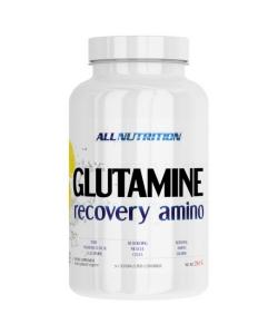 AllNutrition Glutamine Recovery Amino (250 грамм, 50 порций)