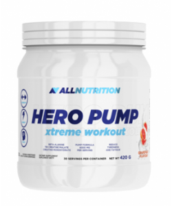 AllNutrition Hero Pump Xtreme Workout (210 грамм)