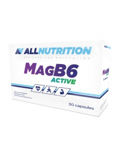 AllNutrition Mag B6 Active (30 капсул, 30 порций)
