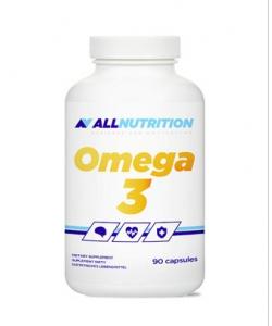 AllNutrition Omega 3 (90 капсул, 90 порций)