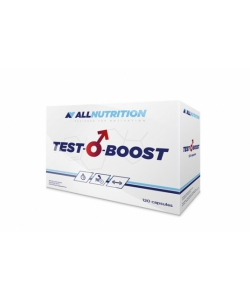AllNutrition Testo-o-boost (120 капсул, 30 порций)