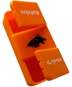 Amarok Nutrition Таблетница Pill Box