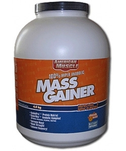 American Muscle Mass Gainer (4500 грамм)