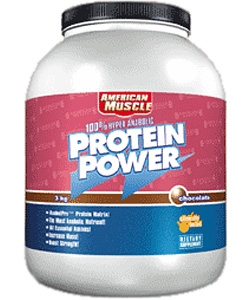 American Muscle Protein Power (3000 грамм)