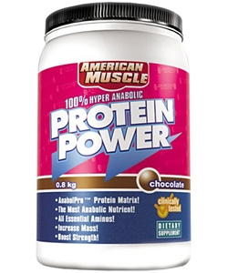 American Muscle Protein Power (800 грамм)