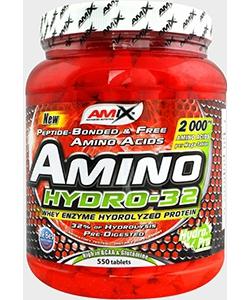 Amix Amino Hydro-32 (550 таблеток)