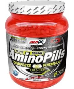 Amix Amino Pills (660 таблеток)
