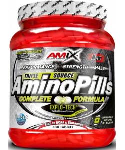 Amix Amino Pills (330 таблеток)