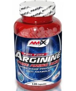 Amix Arginine (120 капсул)