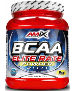 Amix BCAA Elite Rate Powder (350 грамм)