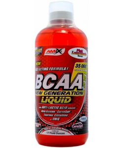 Amix BCAA New Generation Liquid (500 мл)