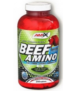 Amix Beef Amino (250 таблеток, 83 порции)