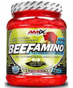 Amix Beef Amino (550 таблеток, 183 порции)