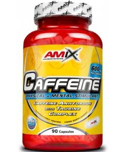 Amix Caffeine with Taurine Complex (90 капсул, 90 порций)