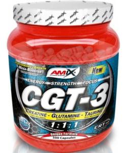 Amix CGT-3 (500 капсул)