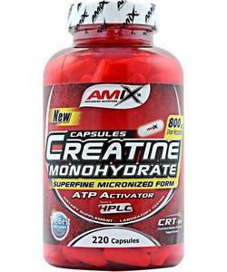 Amix Creatine Monohydrate (220 капсул)