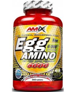 Amix Egg Amino 6000 (360 таблеток, 60 порций)