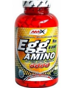 Amix Egg Amino 6000 (120 таблеток, 20 порций)