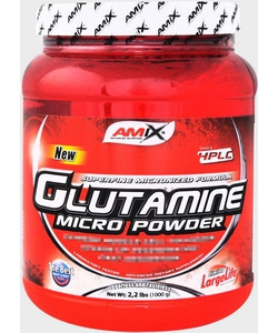 Amix Glutamine Micro Powder (1000 грамм)