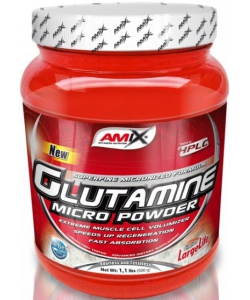 Amix Glutamine Micro Powder (500 грамм)