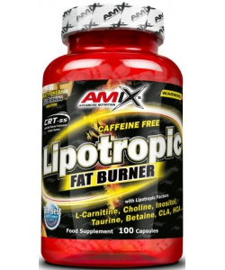 Amix Lipotropic Fat Burner (100 капсул)
