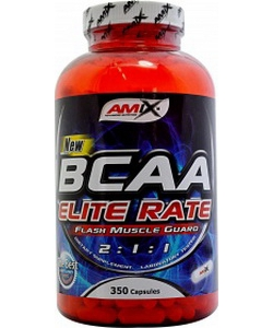 Amix BCAA Elite Rate (350 капсул)