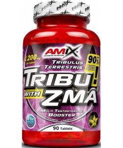 Amix Tribu with ZMA (90 таблеток)