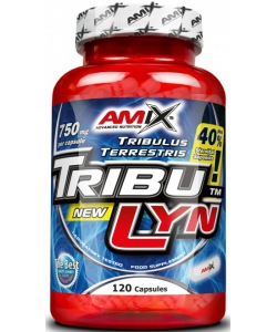 Amix Tribulus Terrestris Tribu Lyn (120 капсул)
